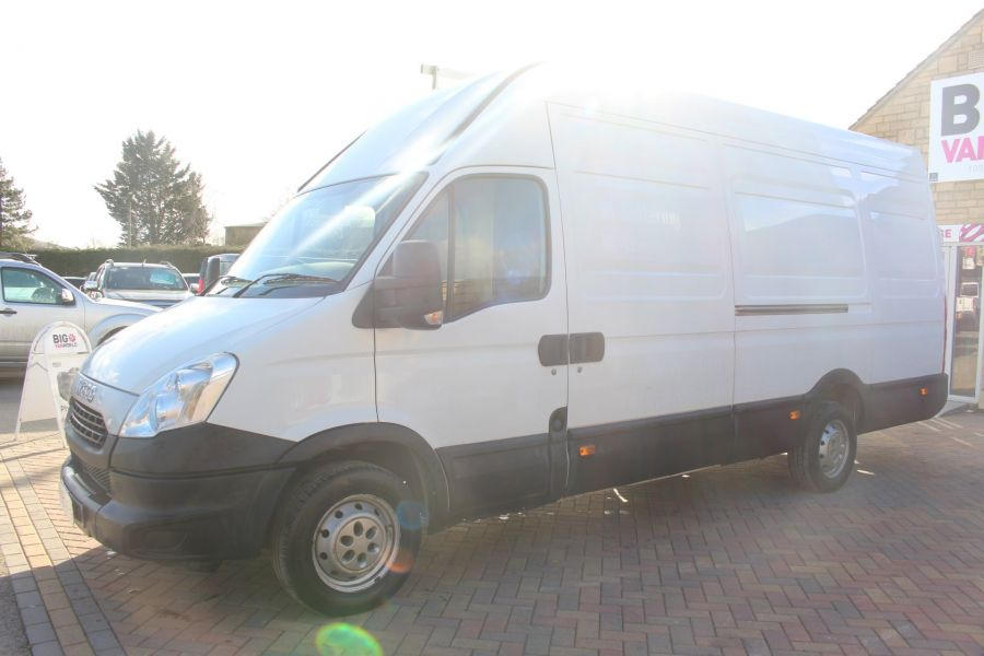 IVECO DAILY 35S13 3950 WB LWB EXTRA HIGH ROOF - 7383 - 7