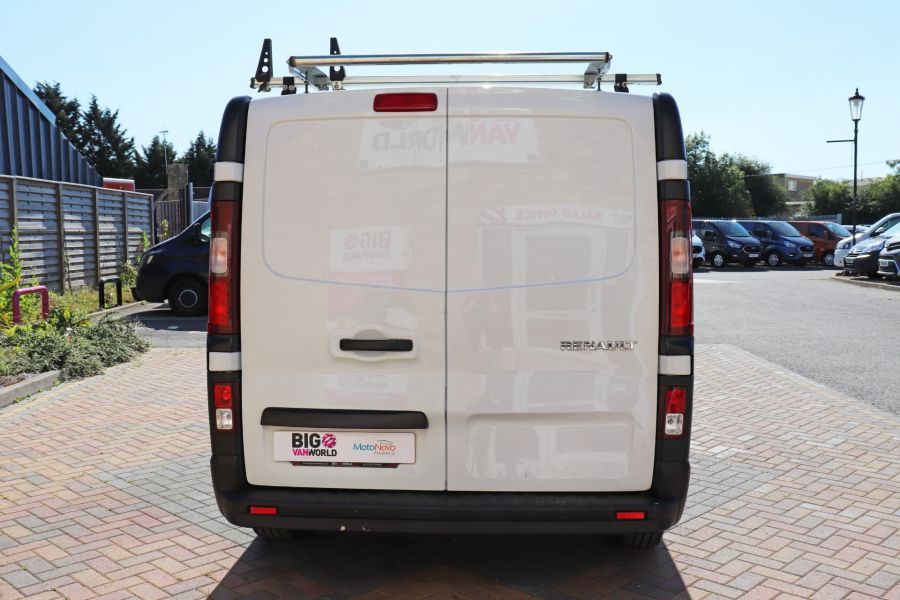 RENAULT TRAFIC LL29 DCI 115 BUSINESS LWB LOW ROOF - 9391 - 6