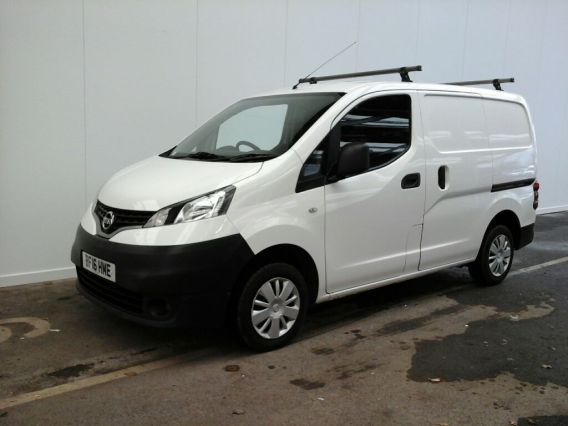 Used NISSAN NV200 in Used Vans Swindon for sale