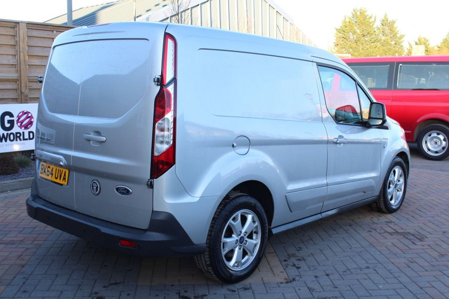 FORD TRANSIT CONNECT 200 TDCI 115 L1 H1 LIMITED SWB LOW ROOF - 7382 - 5