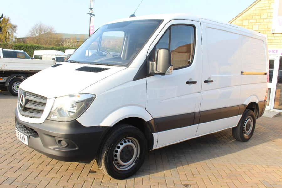 MERCEDES SPRINTER 313 CDI 129 SWB STANDARD LOW ROOF - 9142 - 8