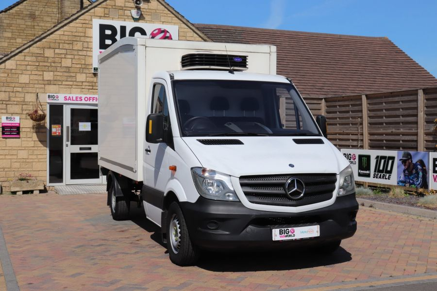 MERCEDES SPRINTER 313 CDI 129 MWB FRIDGE BOX - 10964 - 4
