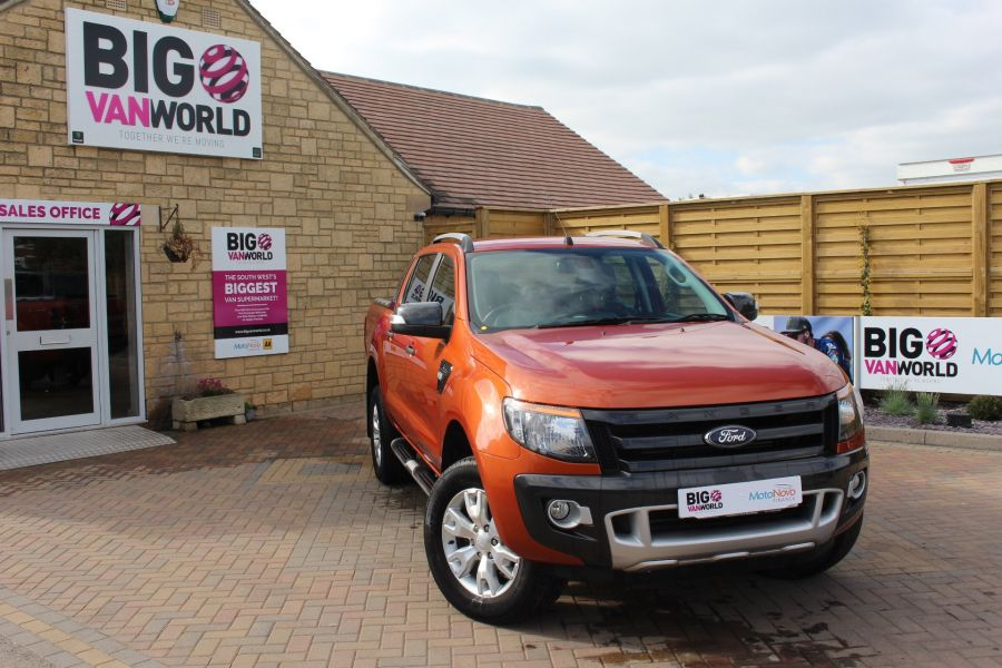 FORD RANGER WILDTRAK 4X4 DOUBLE CAB TDCI 200 - 6114 - 1