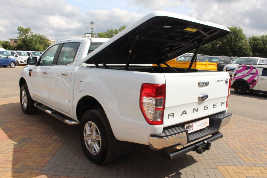 FORD RANGER 2.2 TDCI LIMITED 4X4 DOUBLE CAB WITH MOUNTAIN TOP - 6374 - 25