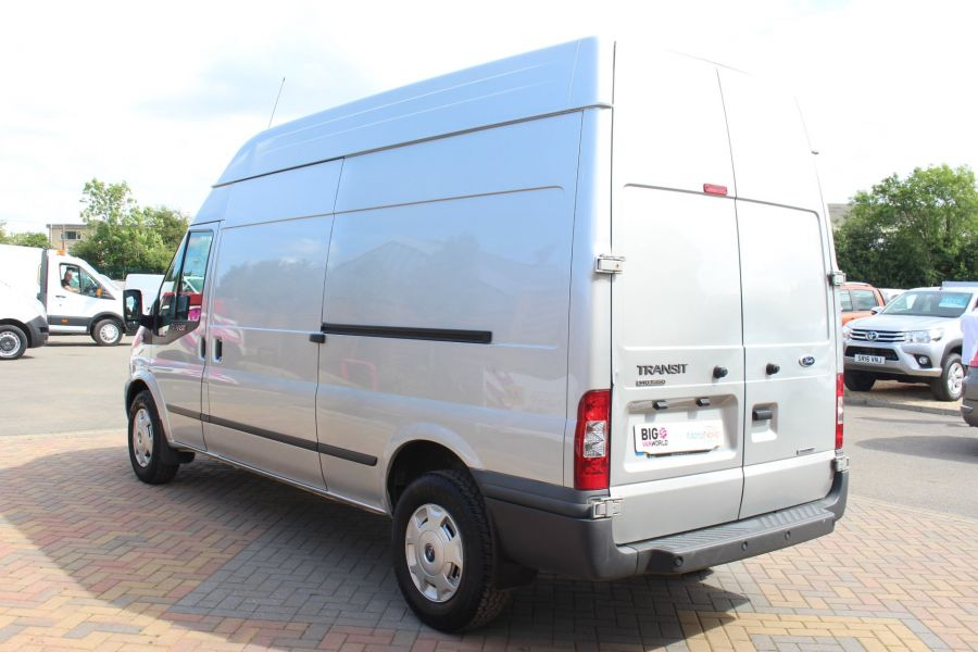 FORD TRANSIT 350 TDCI 140 TREND LWB HIGH ROOF FWD - 6215 - 7
