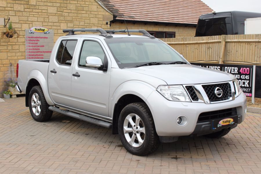 NISSAN NAVARA DCI 190 TEKNA CONNECT 4X4 DOUBLE CAB - 5188 - 1