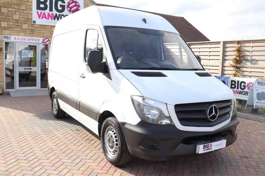 MERCEDES SPRINTER 313 CDI 129 SWB HIGH ROOF - 10968 - 4