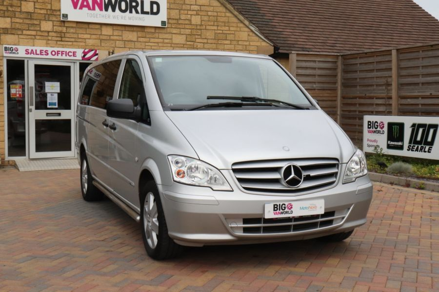 MERCEDES VITO 116 CDI 163 SPORT LWB LOW ROOF - 11041 - 4