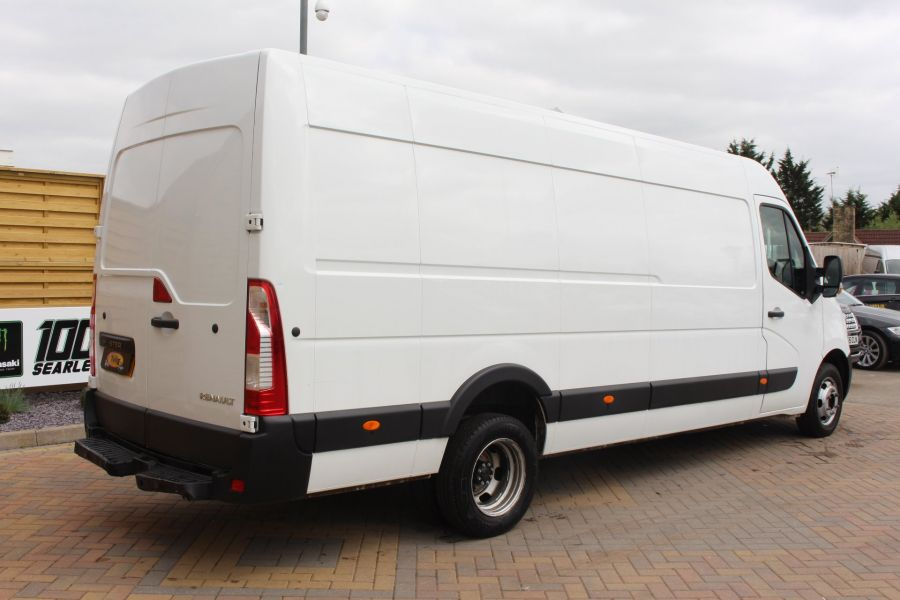 RENAULT MASTER LM35 DCI 150 XLWB MEDIUM ROOF - 5556 - 5