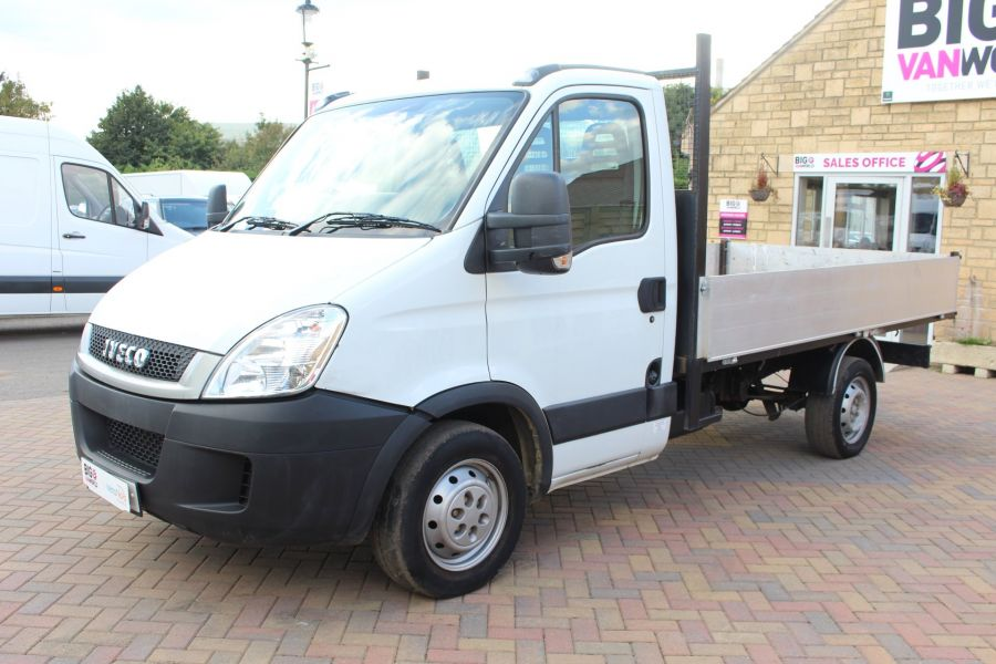 IVECO DAILY 35S11 MWB SINGLE CAB 11FT 6IN ALLOY TIPPER - 5178 - 17