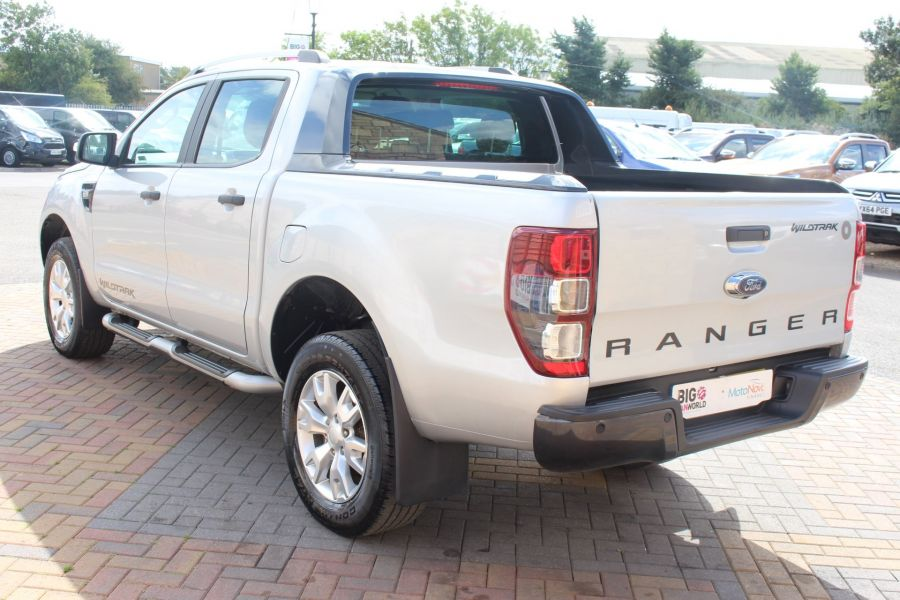 FORD RANGER WILDTRAK TDCI 200 4X4 DOUBLE CAB  - 8201 - 7
