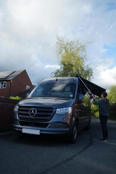 MERCEDES SPRINTER 314 CDI LWB HIGH ROOF RACE EDITION 4 BERTH CAMPER - 12131 - 4
