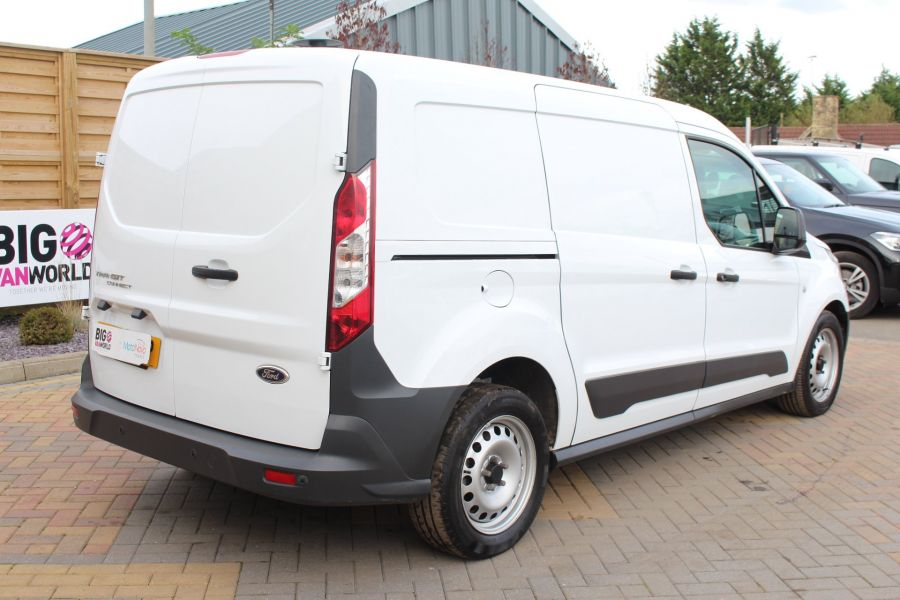FORD TRANSIT CONNECT 240 TDCI 95 L2 H1 LWB LOW ROOF - 6725 - 5