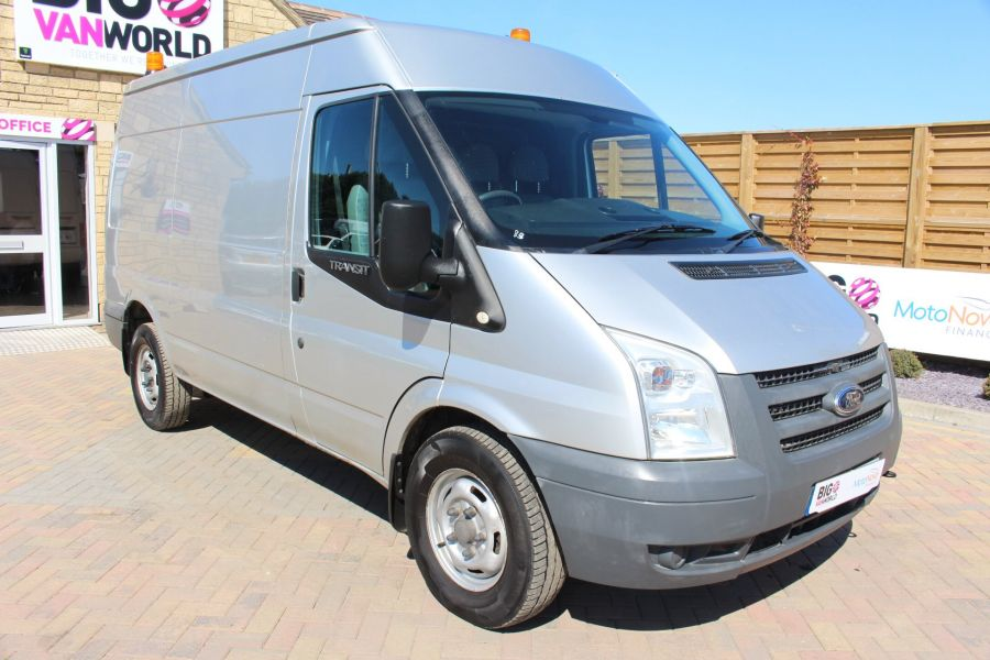 FORD TRANSIT 350 TDCI 100 MWB HIGH ROOF RWD - 6671 - 3