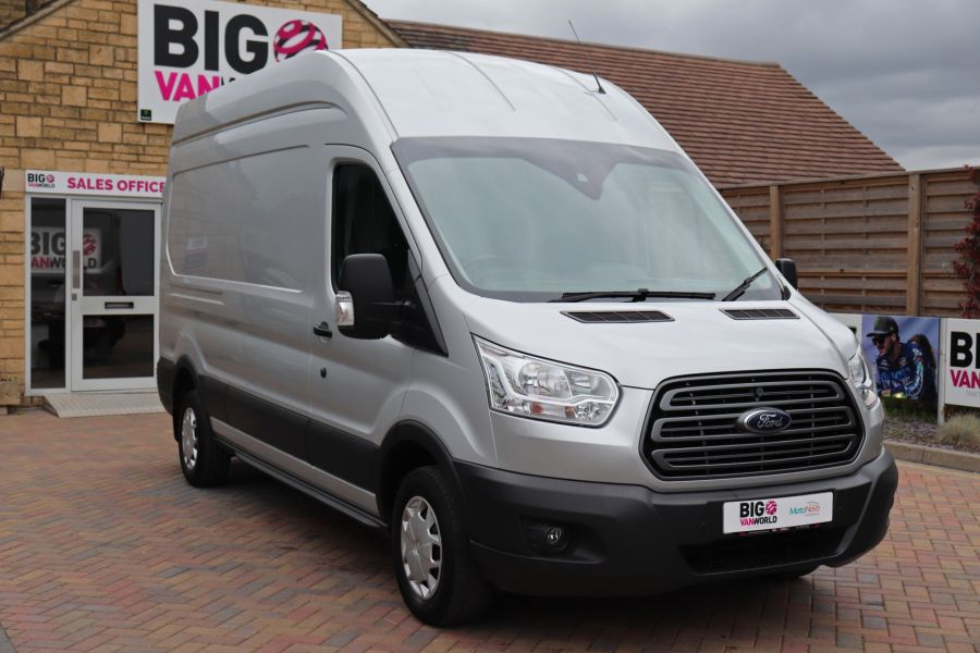 FORD TRANSIT 310 TDCI 125 L3H3 TREND LWB HIGH ROOF - 9548 - 3