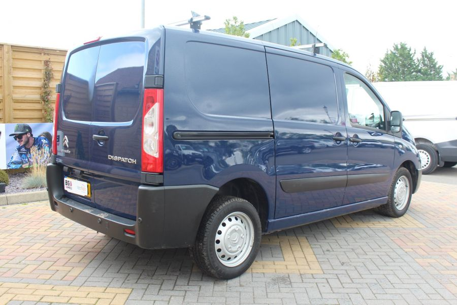 CITROEN DISPATCH 1000 HDI 90 L1 H1 ENTERPRISE SWB LOW ROOF - 6492 - 5