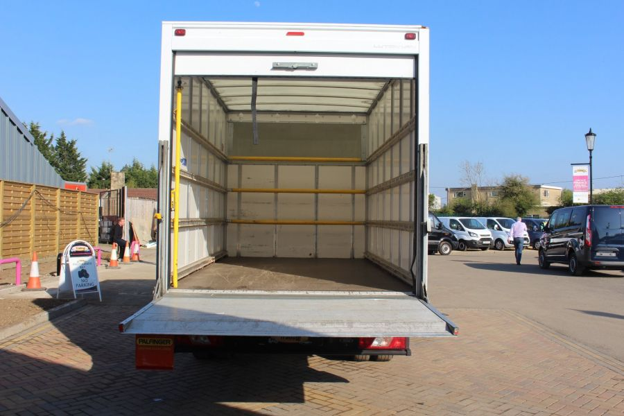 FORD TRANSIT 350 TDCI 125 DRW L4 LUTON WITH TAIL LIFT - 5940 - 17