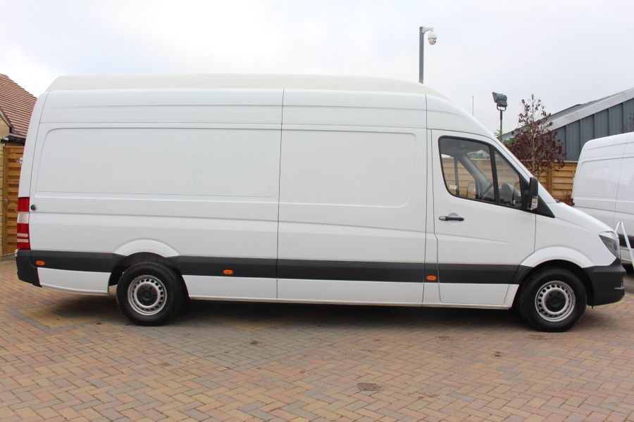 MERCEDES SPRINTER 316 CDI LWB EXTRA HIGH ROOF - 5969 - 4