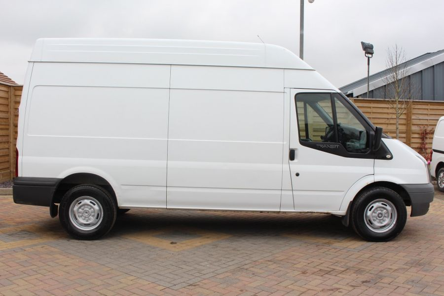 FORD TRANSIT 350 TDCI LWB HIGH ROOF - 5996 - 4