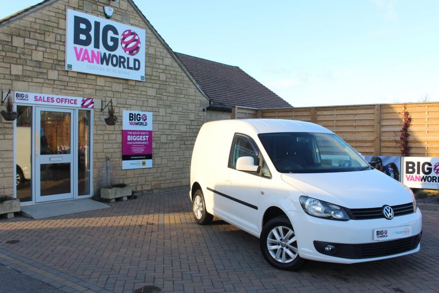VOLKSWAGEN CADDY C20 TDI 102 HIGHLINE BLUEMOTION TECH - 7176 - 1