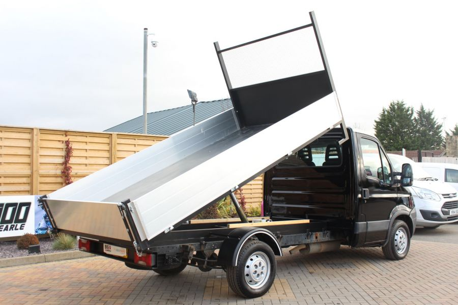 IVECO DAILY 35S13 SINGLE CAB ALLOY TIPPER - 5432 - 5