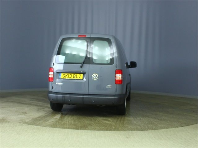 VOLKSWAGEN CADDY C20 TDI 102 BLUEMOTION - 7099 - 3
