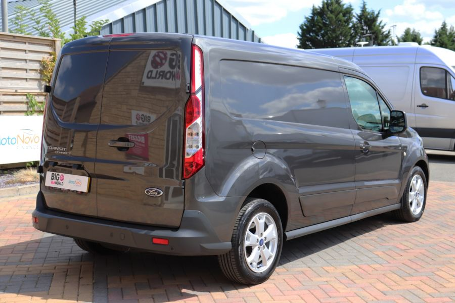 FORD TRANSIT CONNECT 240 TDCI 115 L2H1 LIMITED LWB LOW ROOF - 9745 - 5