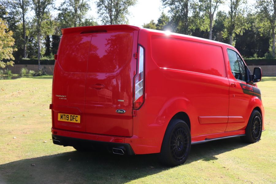 FORD TRANSIT CUSTOM 280 TDCI 130 L1H1 MOTION R LIMITED EDITION - 9983 - 4