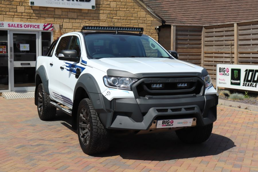 FORD RANGER TDCI 200 M SPORT 4X4 DOUBLE CAB  - 10739 - 4