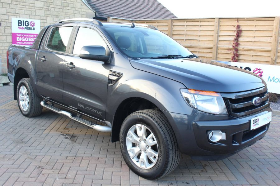 FORD RANGER WILDTRAK 4X4 TDCI 197 DOUBLE CAB - 7356 - 3