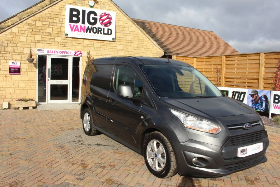 FORD TRANSIT CONNECT 200 TDCI 115 LIMITED L1 H1 SWB LOW ROOF - 7240 - 2
