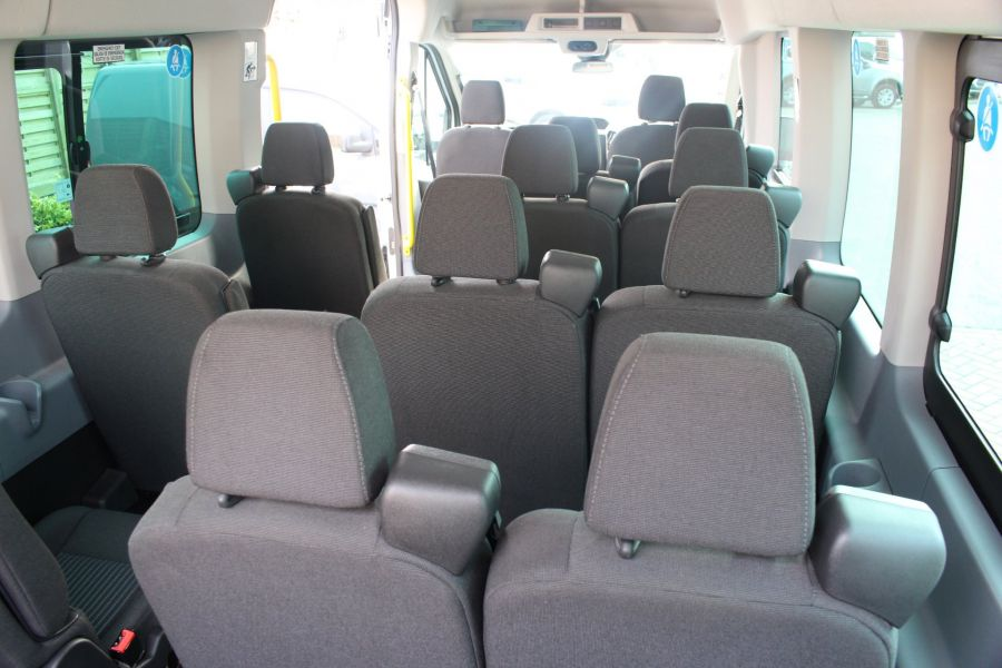 FORD TRANSIT 460 TDCI 125 L4 H3 TREND LWB HIGH ROOF 17 SEATS BUS - 6718 - 28