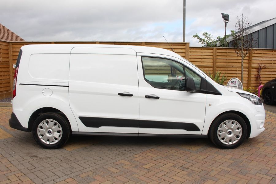 FORD TRANSIT CONNECT 240 TDCI 115 L2 H1 TREND LWB LOW ROOF - 6703 - 4