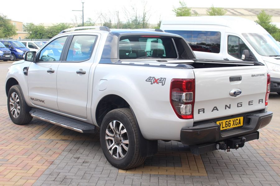FORD RANGER WILDTRAK TDCI 200 4X4 DOUBLE CAB - 9158 - 7