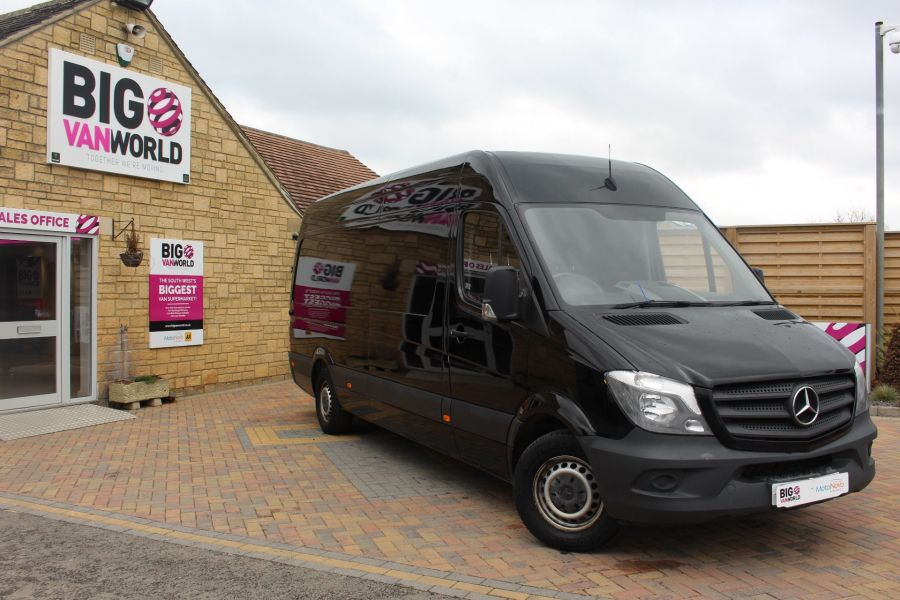 MERCEDES SPRINTER 313 CDI LWB HIGH ROOF - 7282 - 3