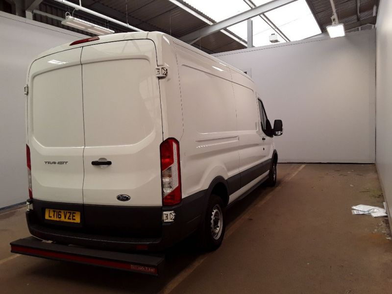 FORD TRANSIT 310 TDCI 100 L3H2 LWB MEDIUM ROOF FWD - 11345 - 3