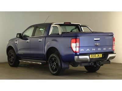 FORD RANGER TDCI 200 LIMITED 4X4 DOUBLE CAB WITH MOUNTAIN TOP - 12541 - 6