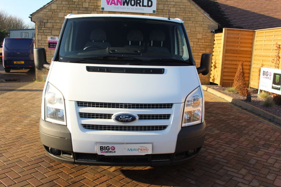 FORD TRANSIT 280 TDCI 125 TREND SWB LOW ROOF FWD - 7044 - 9