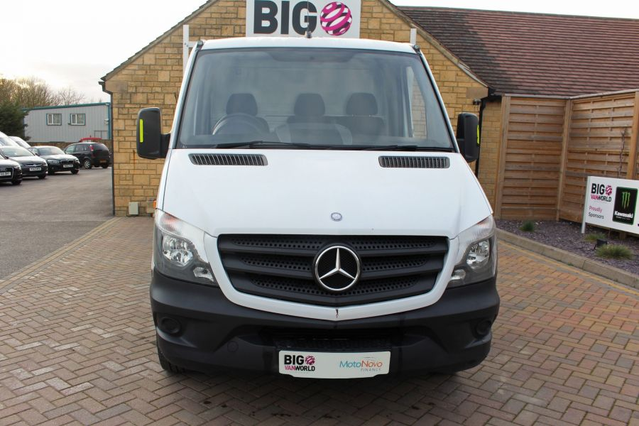 MERCEDES SPRINTER 313 CDI 129 MWB SINGLE CAB NEW BUILD ALLOY DROPSIDE - 9669 - 9