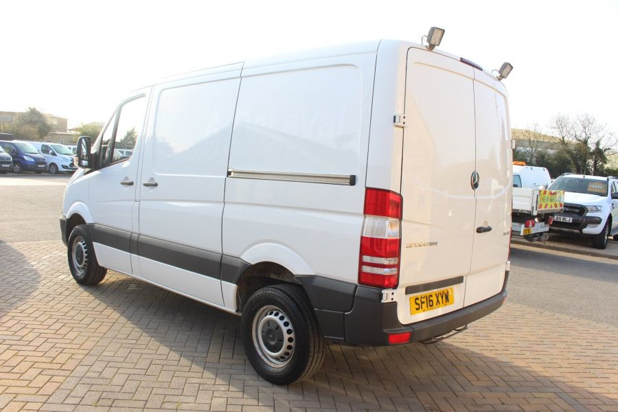 MERCEDES SPRINTER 313 CDI 129 SWB STANDARD LOW ROOF - 9142 - 7