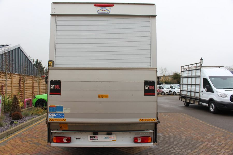 RENAULT MASTER LL35 DCI 125 BUSINESS LWB LUTON WITH TAIL LIFT  - 6880 - 5