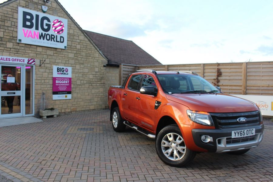 FORD RANGER WILDTRAK TDCI 200 4X4 DOUBLE CAB WITH ROLL'N'LOCK TOP - 8827 - 2