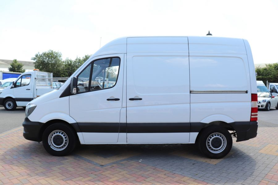 MERCEDES SPRINTER 313 CDI 129 SWB HIGH ROOF - 10755 - 9