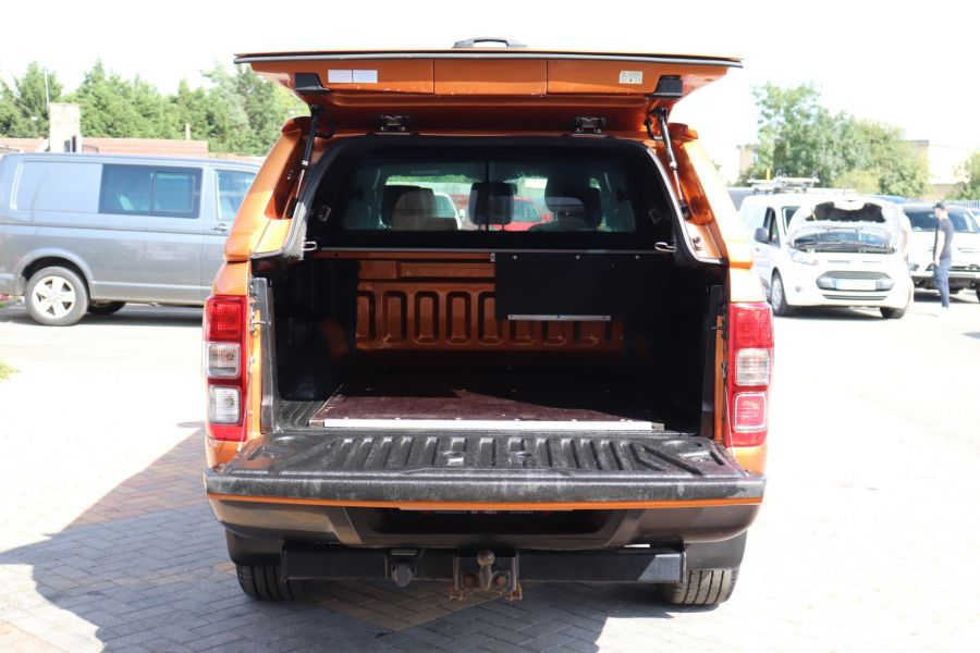 FORD RANGER WILDTRAK TDCI 200 4X4 DOUBLE CAB WITH TRUCKMAN TOP - 9538 - 41