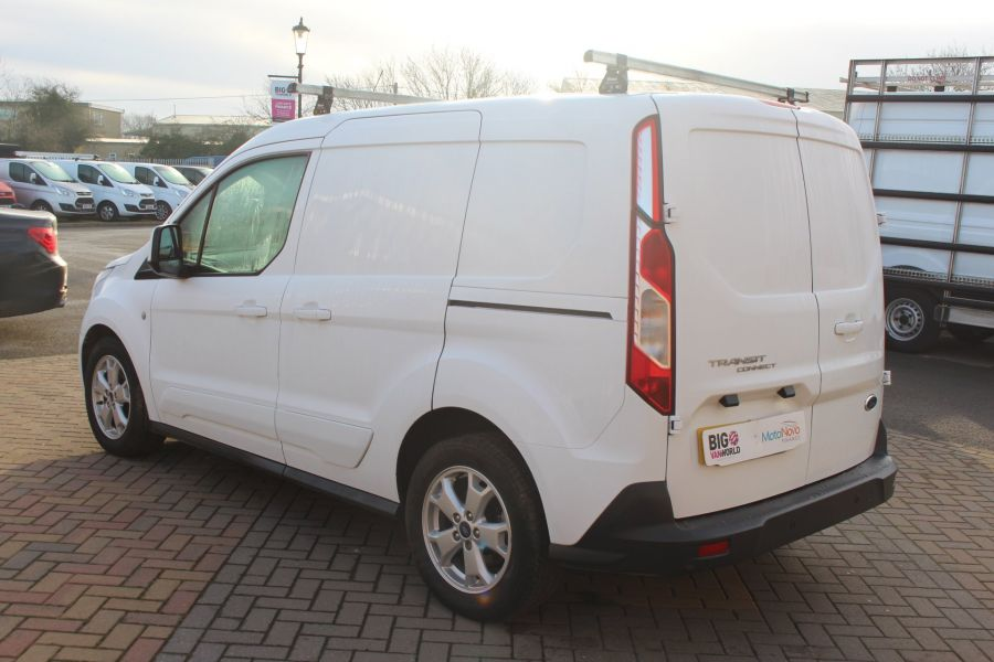 FORD TRANSIT CONNECT 200 TDCI 115 L1 H1 LIMITED SWB LOW ROOF - 6964 - 7