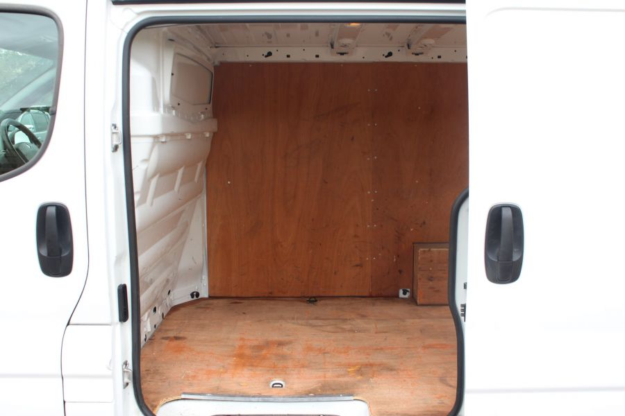 RENAULT TRAFIC SL27 DCI 115 EXTRA SWB LOW ROOF - 6450 - 20