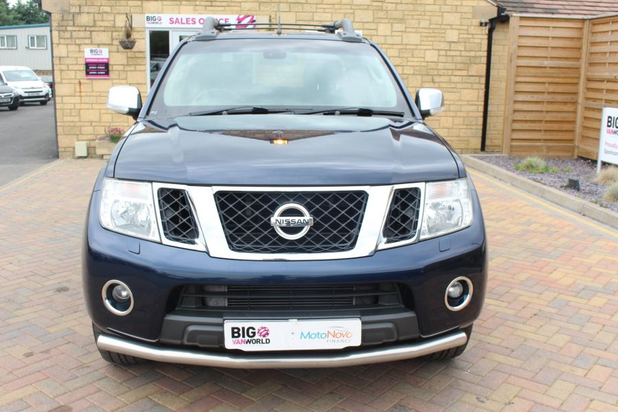 NISSAN NAVARA OUTLAW DCI 231 4X4 DOUBLE CAB WITH TONNEAU COVER - 7877 - 9