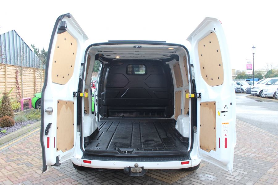FORD TRANSIT CUSTOM 290 TDCI 155 L1 H1 SPORT SWB LOW ROOF FWD - 7036 - 22
