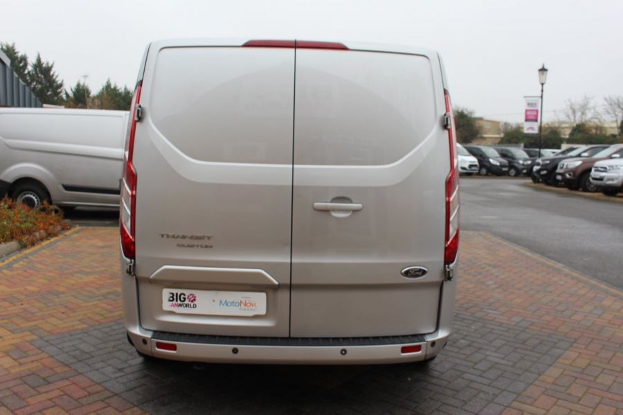 FORD TRANSIT CUSTOM 270 TDCI 155 LIMITED L1 H1 SWB LOW ROOF FWD - 8552 - 6