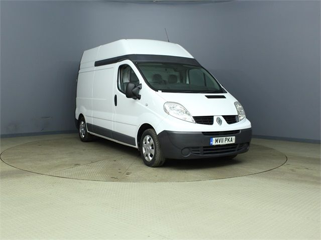 RENAULT TRAFIC LH29 DCI 115 LWB HIGH ROOF - 7439 - 1